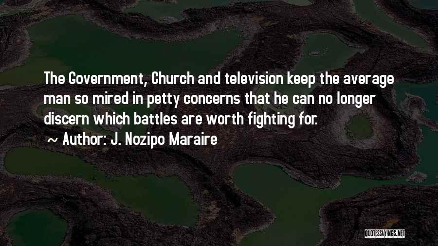J. Nozipo Maraire Quotes 332270