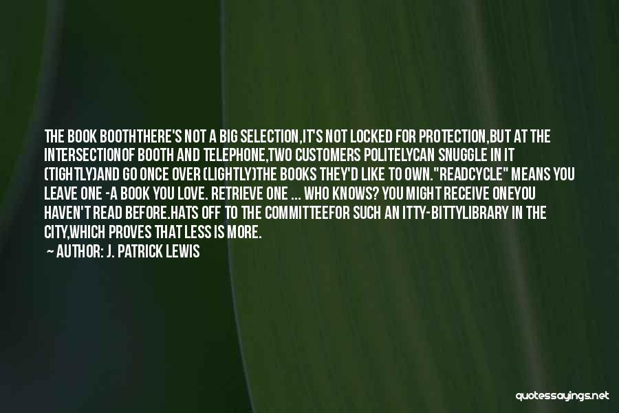 J. Patrick Lewis Quotes 1750743