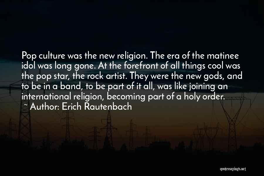 J Pop Idol Quotes By Erich Rautenbach