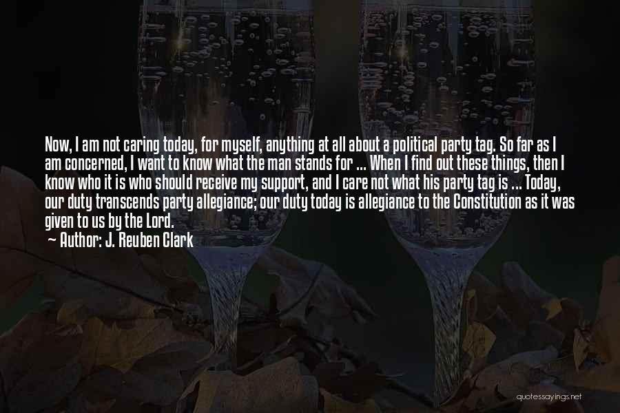 J. Reuben Clark Quotes 1039906