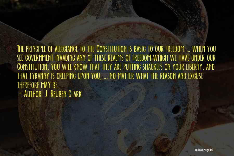 J. Reuben Clark Quotes 1465889