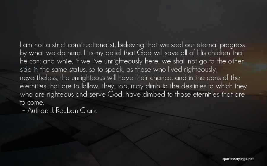 J. Reuben Clark Quotes 2102662