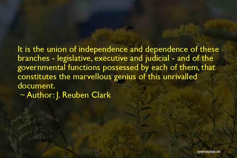 J. Reuben Clark Quotes 2129115