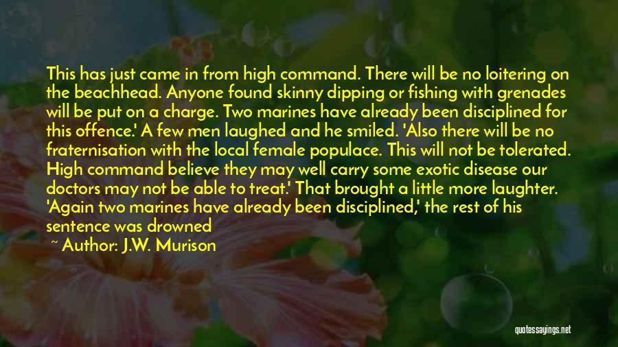 J.W. Murison Quotes 1939263
