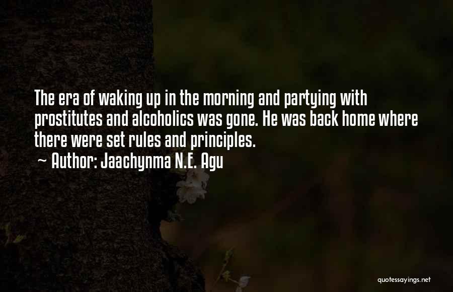Jaachynma N.E. Agu Quotes 1034459