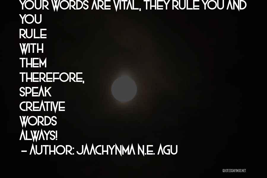 Jaachynma N.E. Agu Quotes 1069759