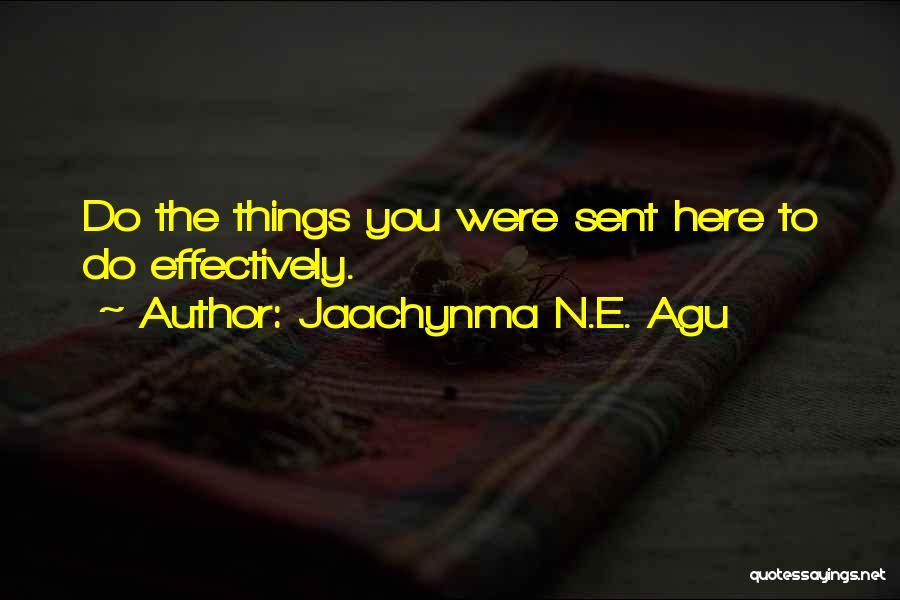 Jaachynma N.E. Agu Quotes 1099710
