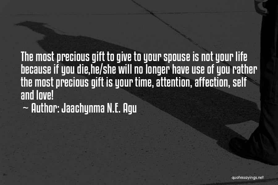 Jaachynma N.E. Agu Quotes 1191737