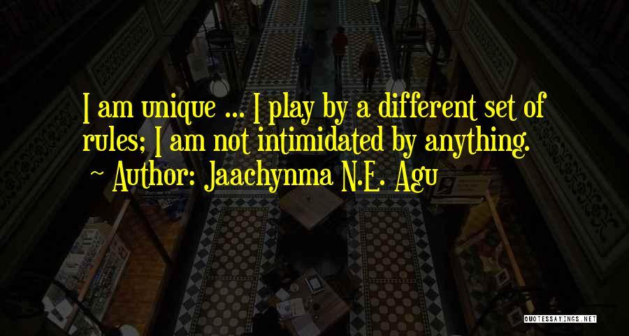 Jaachynma N.E. Agu Quotes 1527514