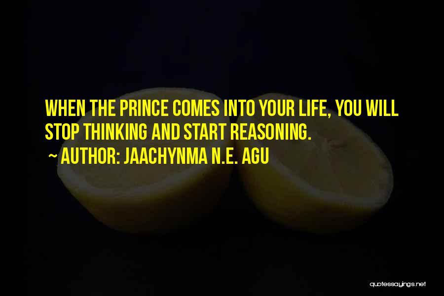 Jaachynma N.E. Agu Quotes 1588472