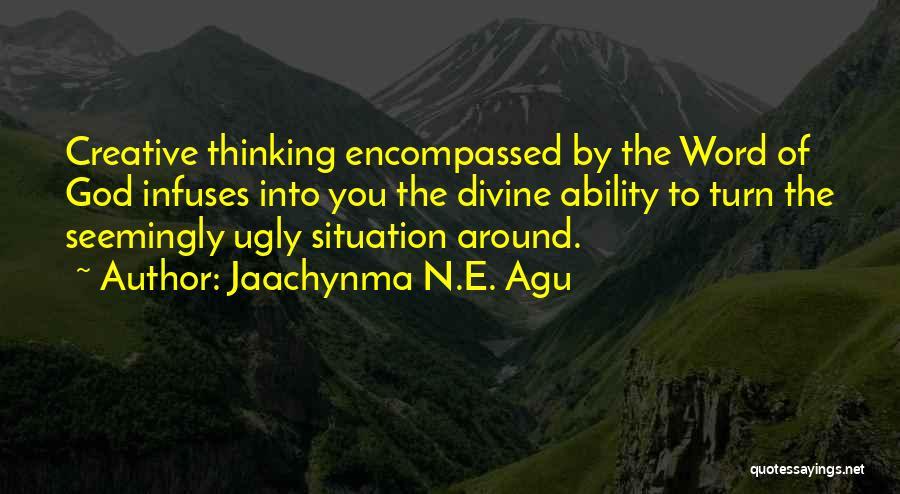 Jaachynma N.E. Agu Quotes 1626708