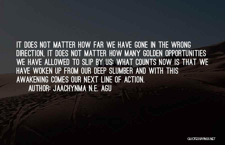 Jaachynma N.E. Agu Quotes 1687357