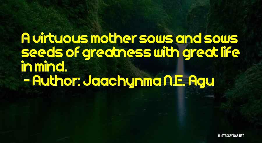 Jaachynma N.E. Agu Quotes 1709186
