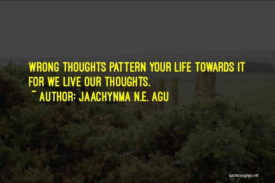 Jaachynma N.E. Agu Quotes 1851046
