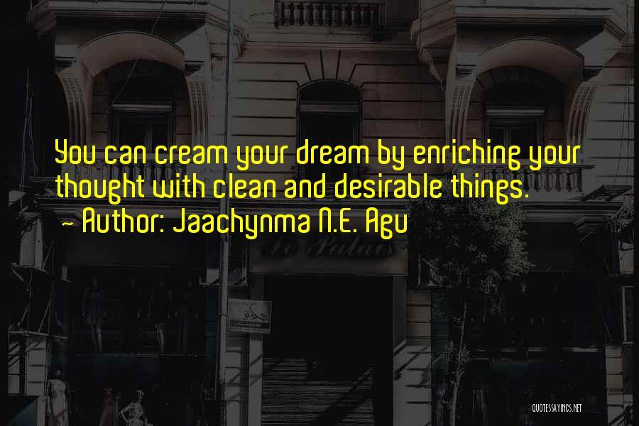 Jaachynma N.E. Agu Quotes 188878