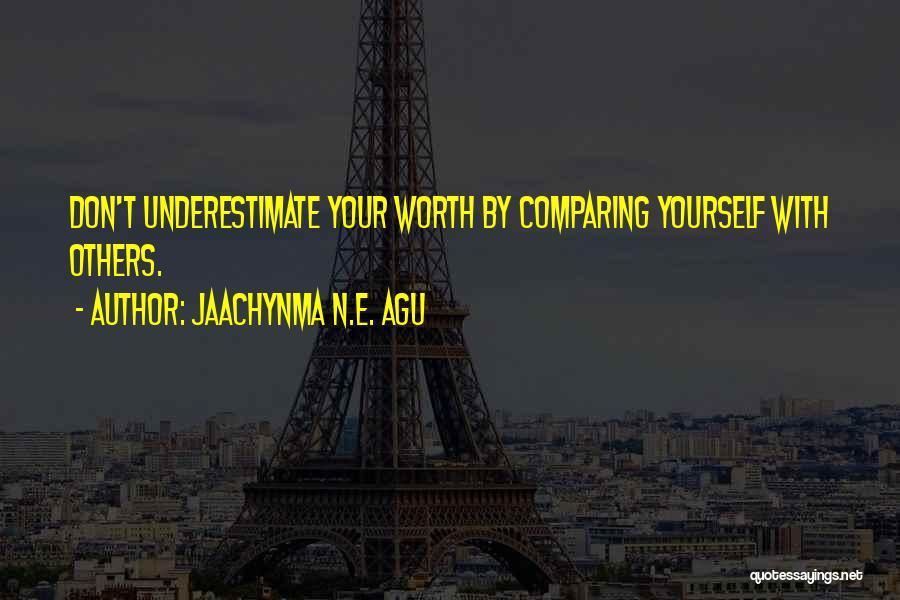 Jaachynma N.E. Agu Quotes 2031236