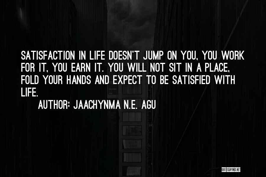 Jaachynma N.E. Agu Quotes 2047697