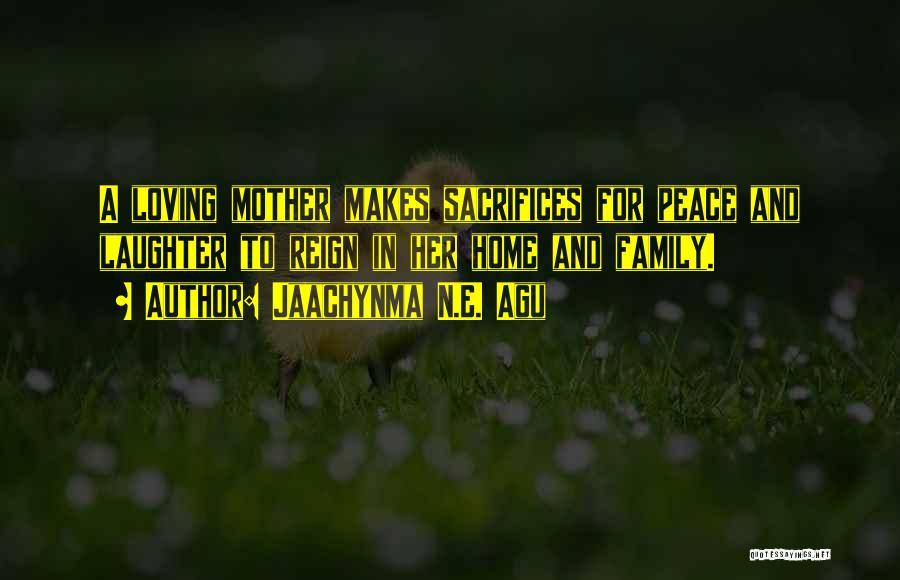 Jaachynma N.E. Agu Quotes 2108768