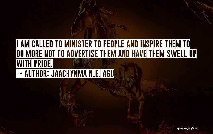 Jaachynma N.E. Agu Quotes 215127