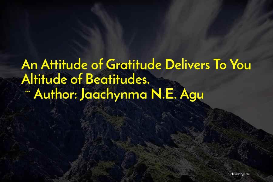 Jaachynma N.E. Agu Quotes 2213254