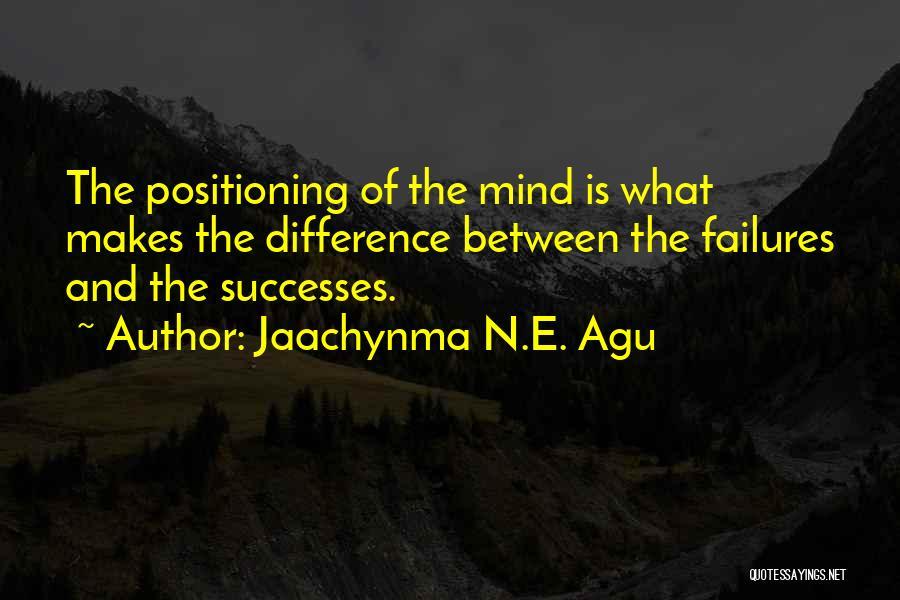 Jaachynma N.E. Agu Quotes 2234654
