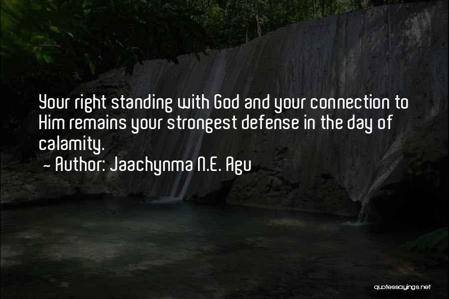 Jaachynma N.E. Agu Quotes 227295