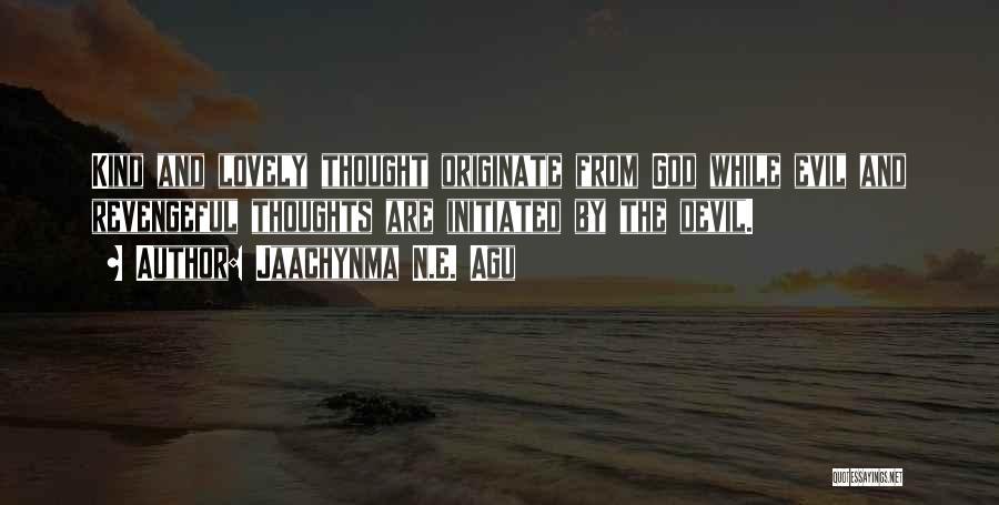 Jaachynma N.E. Agu Quotes 282913