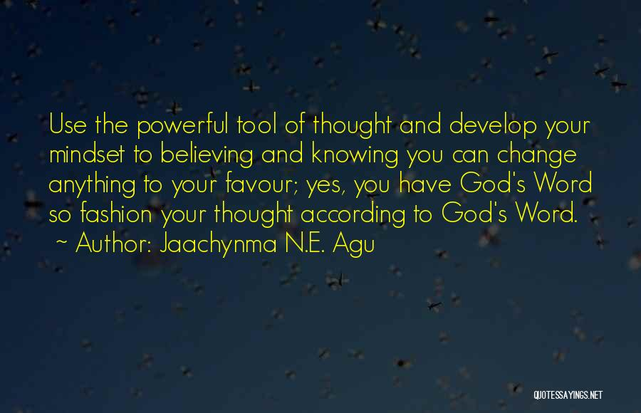 Jaachynma N.E. Agu Quotes 291608