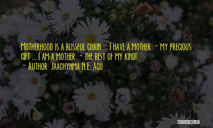 Jaachynma N.E. Agu Quotes 306372