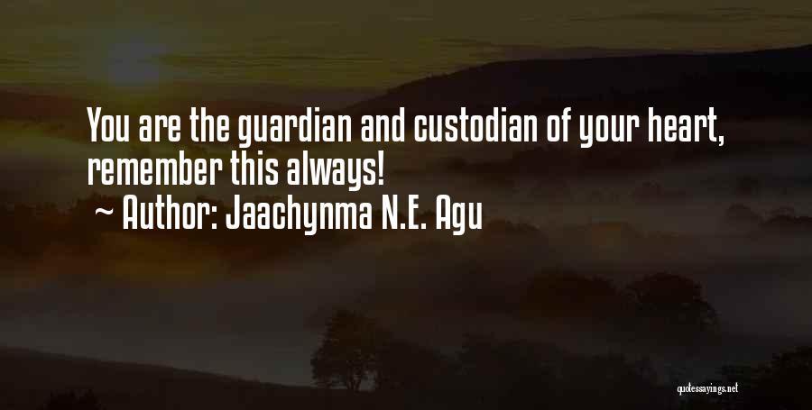 Jaachynma N.E. Agu Quotes 351909