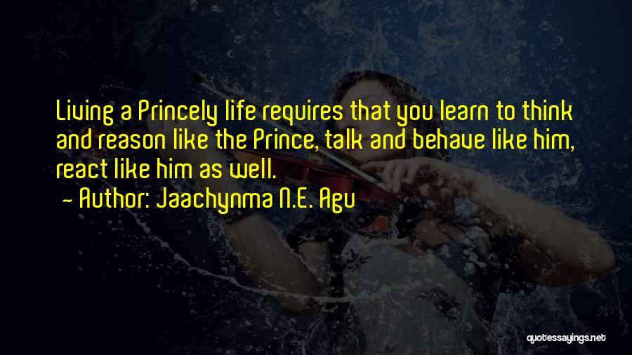 Jaachynma N.E. Agu Quotes 379556
