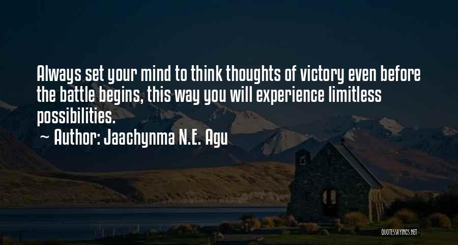 Jaachynma N.E. Agu Quotes 577995