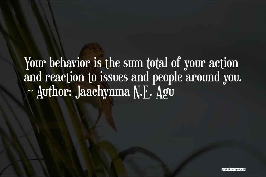 Jaachynma N.E. Agu Quotes 635383