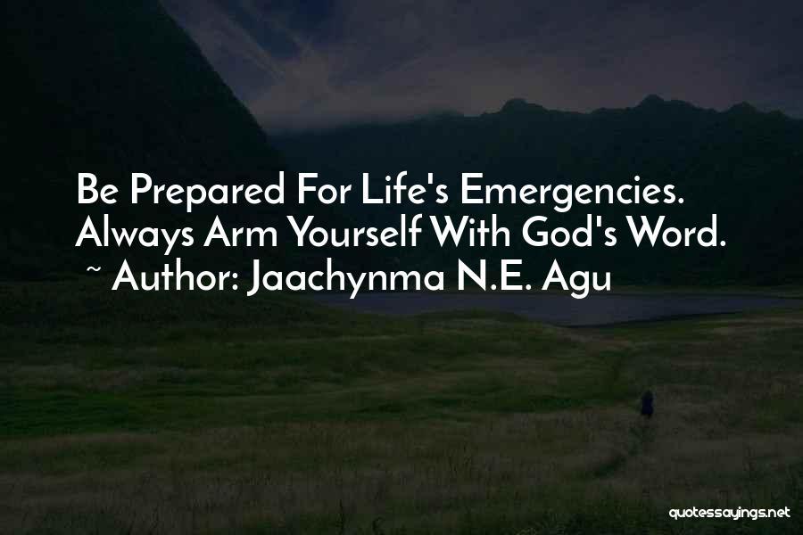 Jaachynma N.E. Agu Quotes 653301