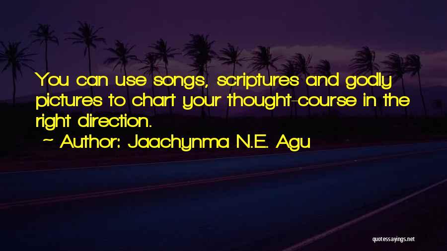 Jaachynma N.E. Agu Quotes 811366