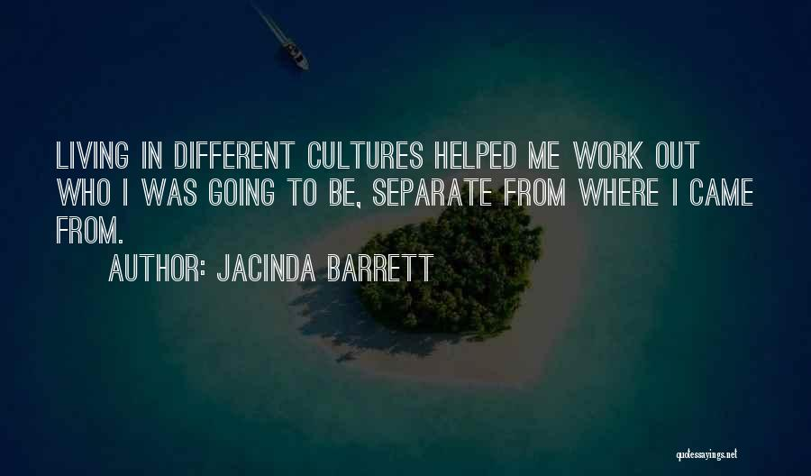 Jacinda Barrett Quotes 377278