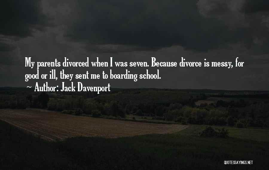 Jack Davenport Quotes 101124