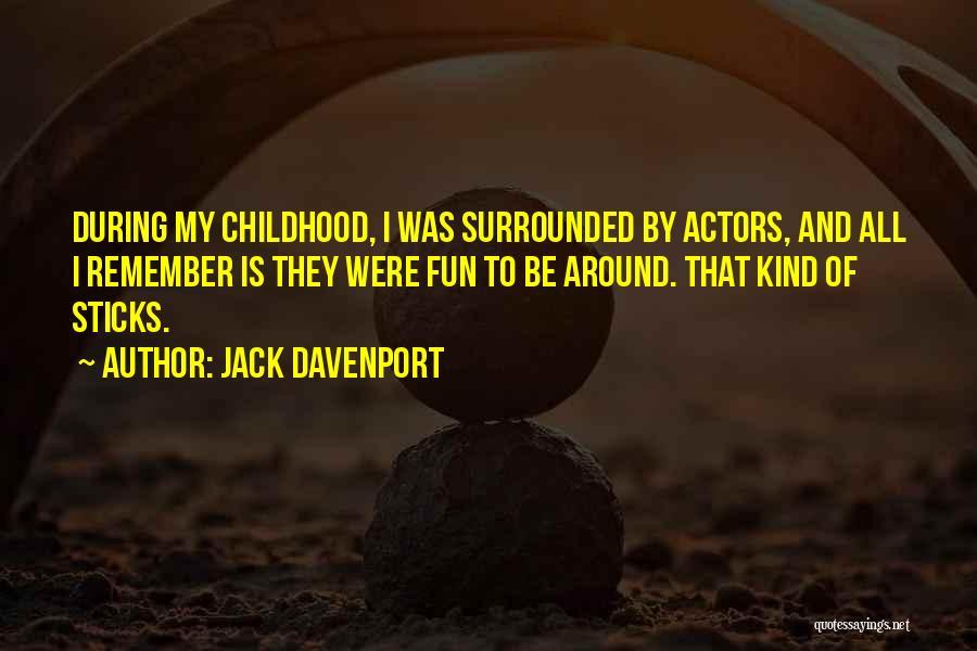 Jack Davenport Quotes 1604843