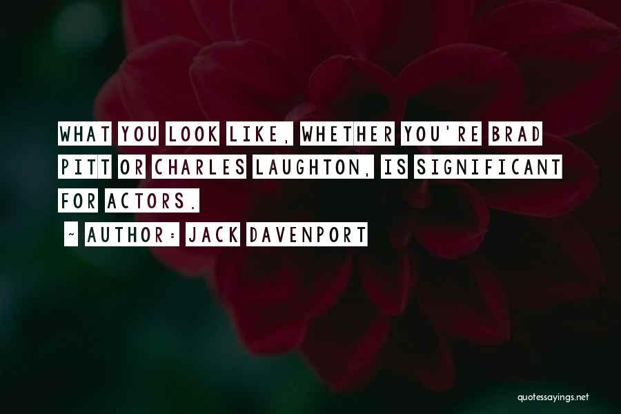 Jack Davenport Quotes 1813360