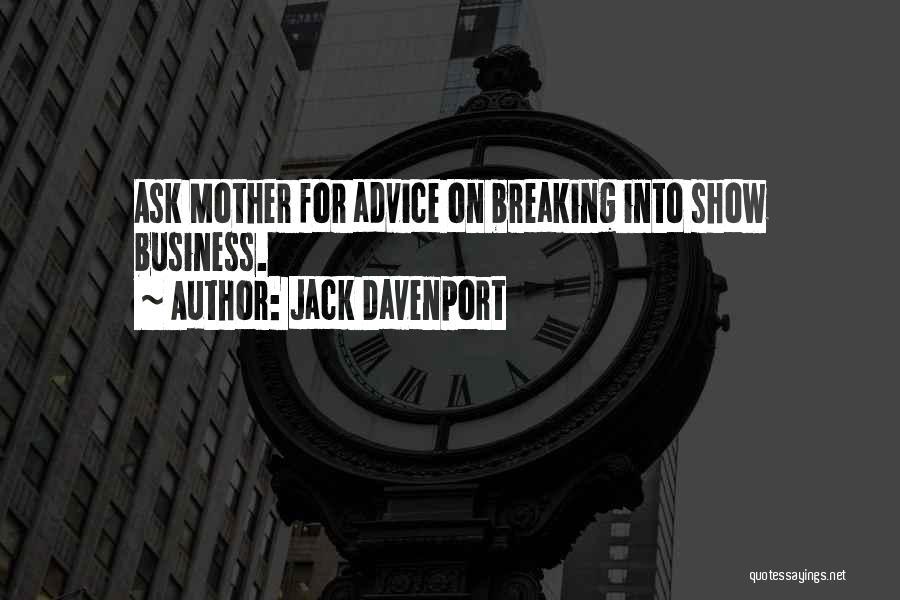 Jack Davenport Quotes 1825654