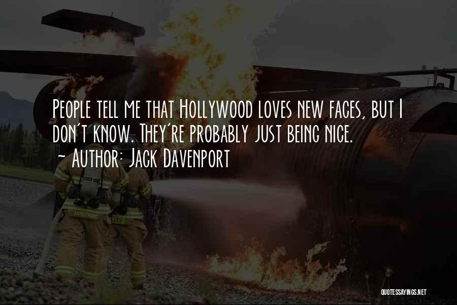 Jack Davenport Quotes 620102
