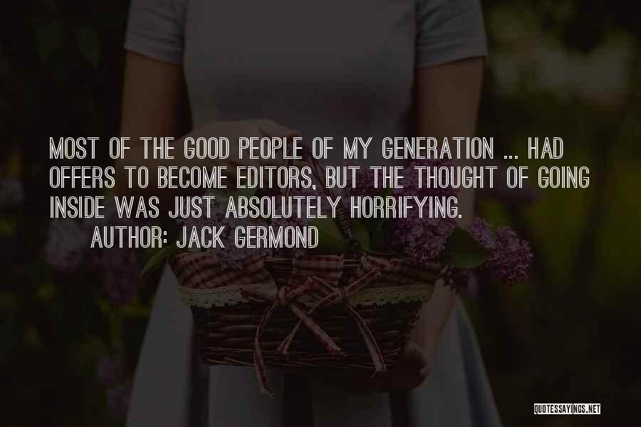 Jack Germond Quotes 164785