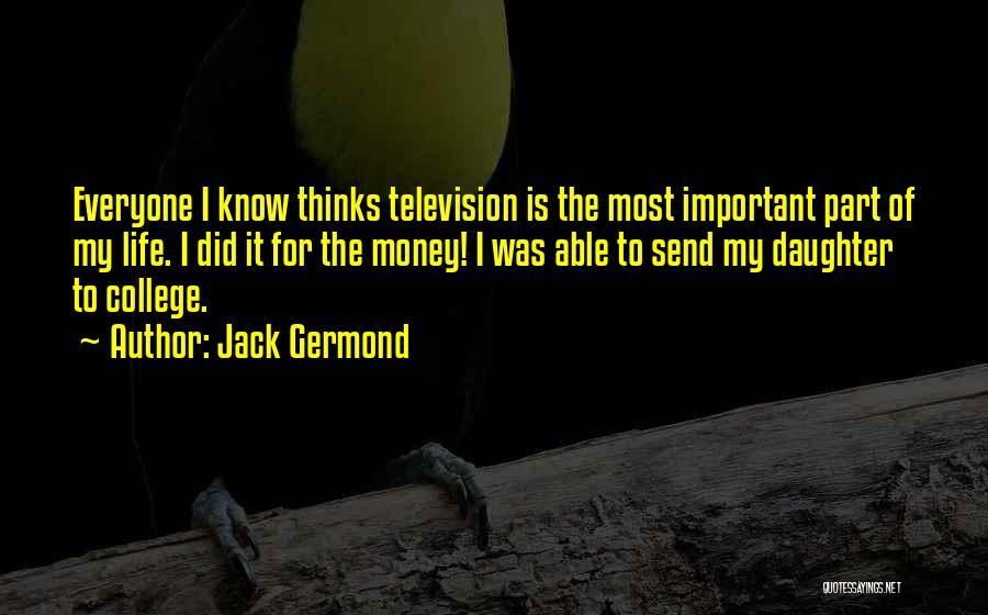 Jack Germond Quotes 1733750