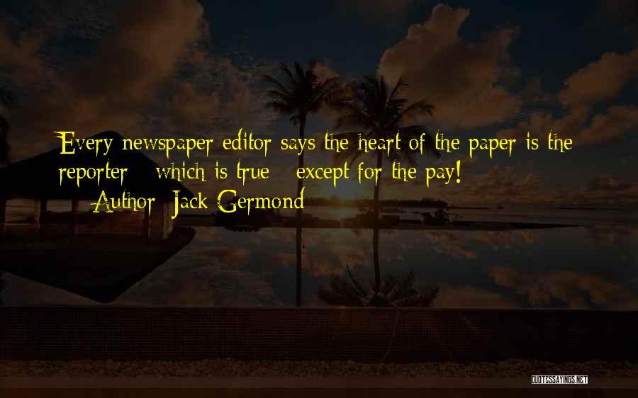 Jack Germond Quotes 1805588