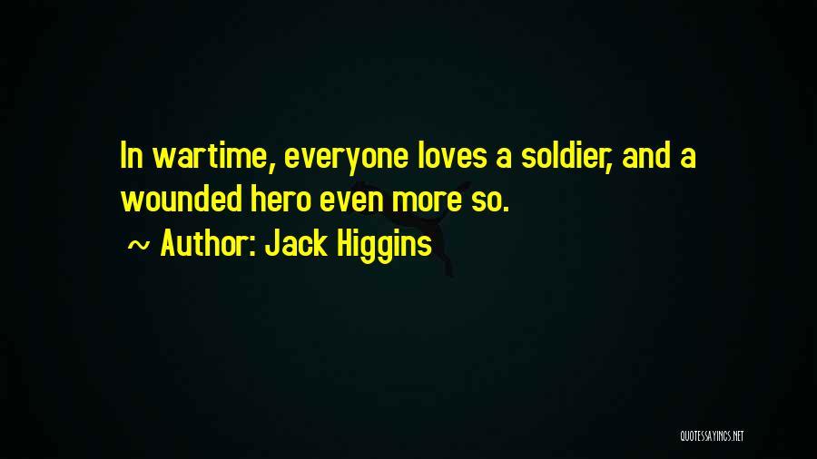 Jack Higgins Quotes 208000