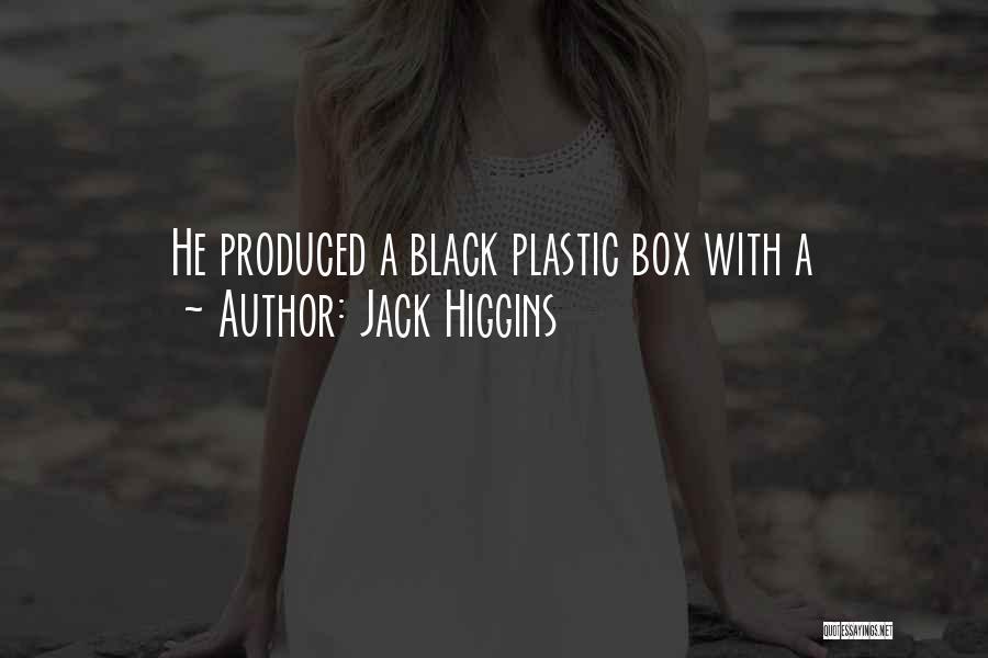 Jack Higgins Quotes 392597