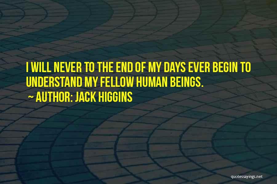 Jack Higgins Quotes 805656