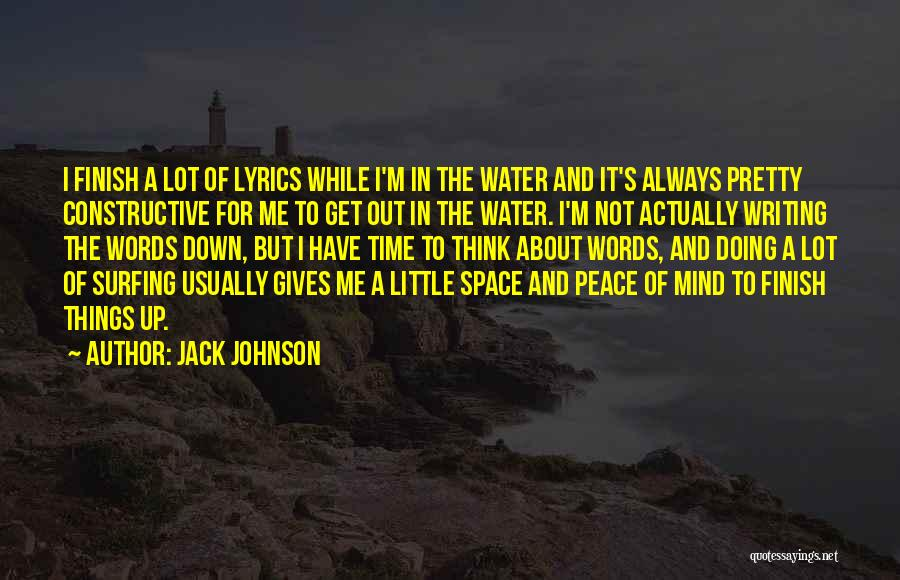 Jack Johnson Quotes 1711196
