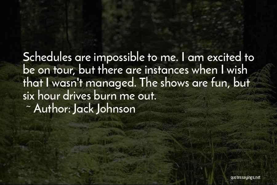 Jack Johnson Quotes 1869843