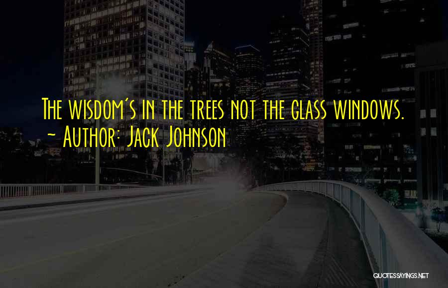 Jack Johnson Quotes 802338
